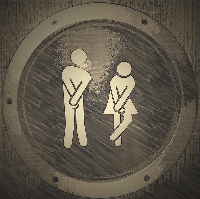 označení wc