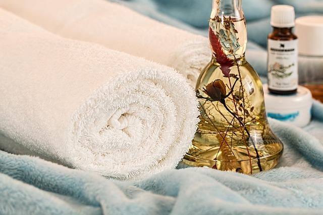 ručníky u olejíčku