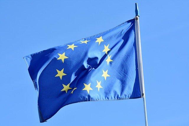 vlajka evropy