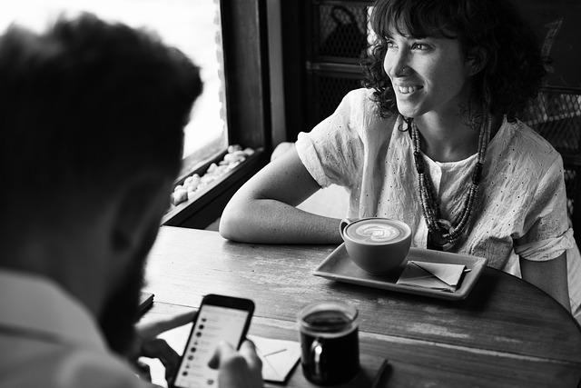 schůzka na kávu